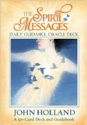 Spirit Messages Daily Guidance Cards - John Holland